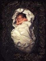 baby jesus in manger